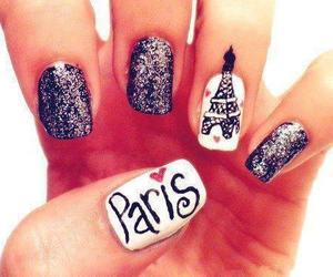 nails and paris image