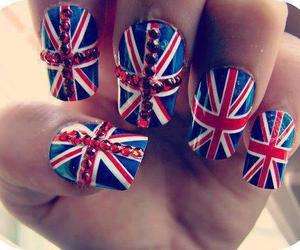 nails, england, and london image