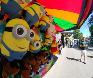 cute, minions, and photography image