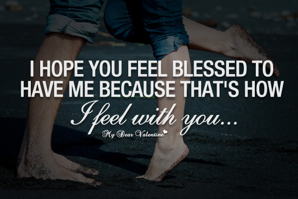 Imágenes De I Am Blessed To Have You In My Life Quotes