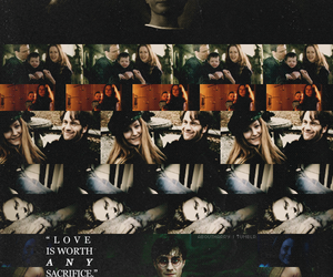 harry potter, love, and parents image