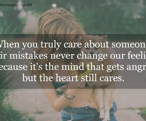 care and mistakes image