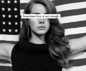 quote, lana del rey, and love image