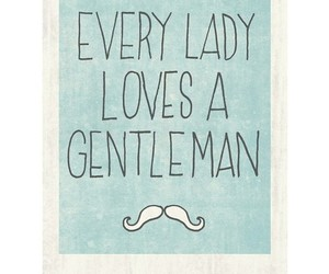 lady, gentleman, and love image