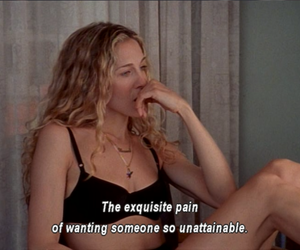 Carrie Bradshaw, sex and the city, and Mr Big image