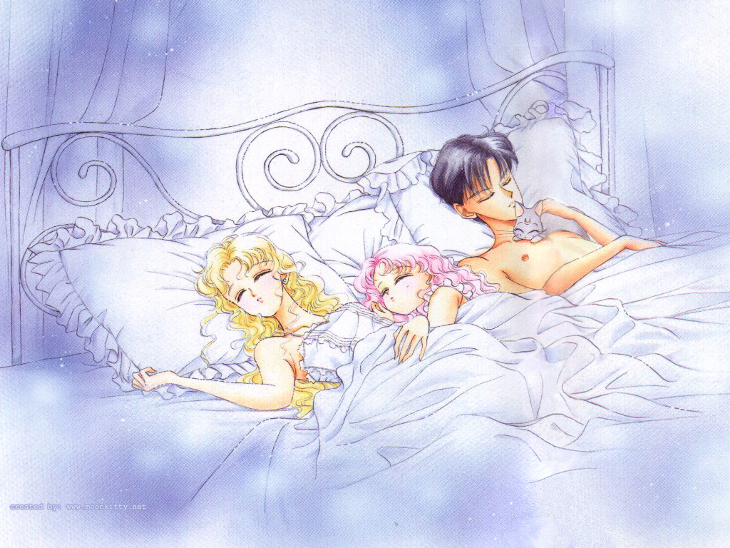 Mamoru E Usagi Pesquisa Google On We Heart It