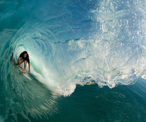 surf, water, and beach image
