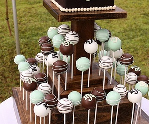 cakepop, sweet, and cute image