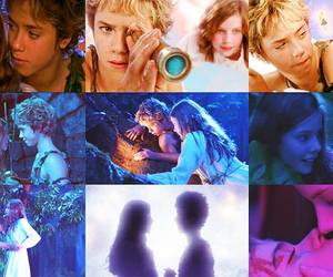 peter pan and love image