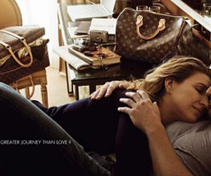 couple, Louis Vuitton, and love image