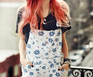 le happy, fashion, and girl image