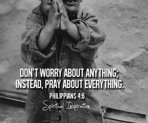 quote, life, and pray image
