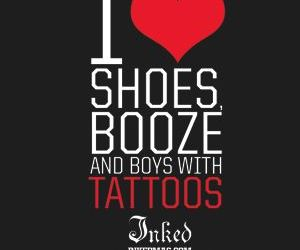 boys, quote, and Tattoos image