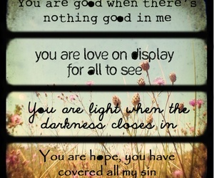 love, quote, and hope image