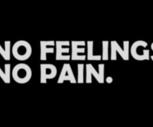 feelings, pain, and quote image
