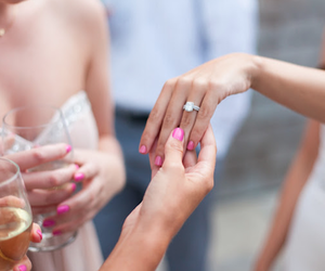 classy, diamonds, and ring image