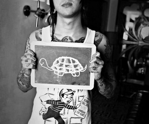 ptv, pierce the veil, and tony perry image
