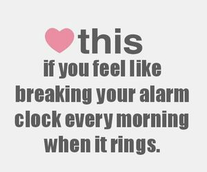 alarm, heart if you, and heartifyou image