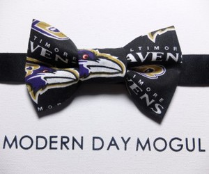 bow tie, bow ties, and ravens image