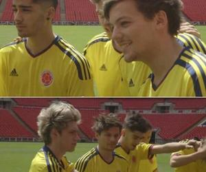 one direction and colombia image