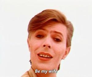 quote, blonde, and david bowie image