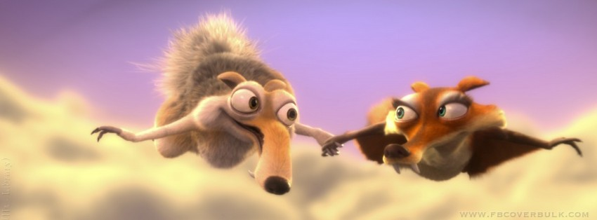ice age 3 scrat meets girl Ice age: the meltdown opens with a bigger role for scrat, the squirrel-like boys are supposed to meet girls and form a family to propagate their own kind.