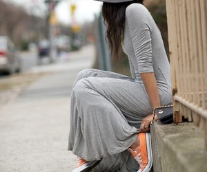 converse, fashion, and street fashion image