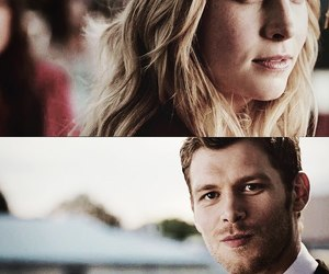 the vampire diaries, klaroline, and klaus image