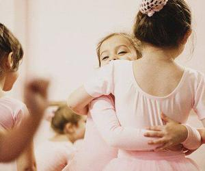 friends, ballet, and dance image