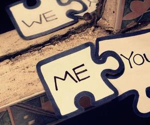 me, you, and love image