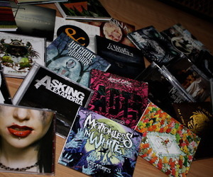 albums, music, and asking alexandria image