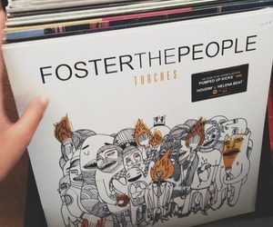 foster the people, music, and torches image