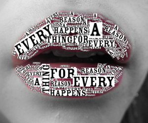 inspire, lips, and motivation image