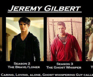 brother, jeremy, and Vampire Diaries image