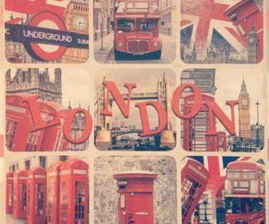 london, british, and city image