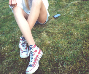 american, converse, and filter image