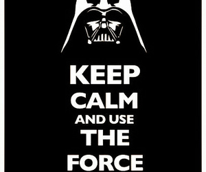 force and keep calm image