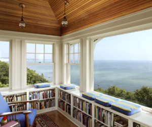 book, home, and view image