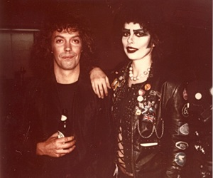 The Rocky Horror Picture Show, Tim Curry, and dr frank-n-furter image