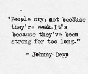 cry, feelings, and strong image
