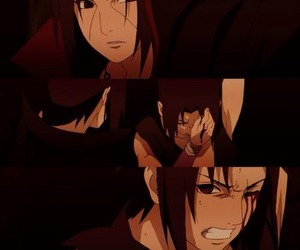 akatsuki, brothers, and itachi image