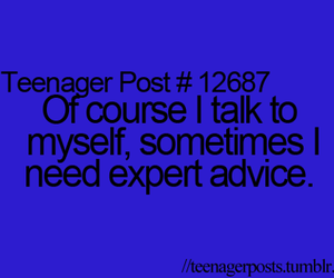 quote, teenager, and expert image