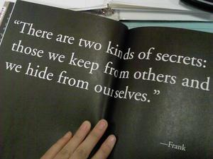 secret, text, and quote image