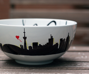 art, bowl, and canada image