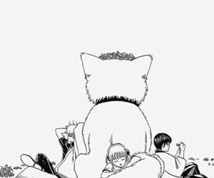 anime, manga, and gintama image