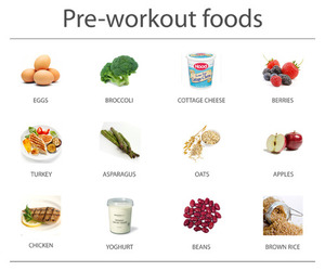food, workout, and fitness image