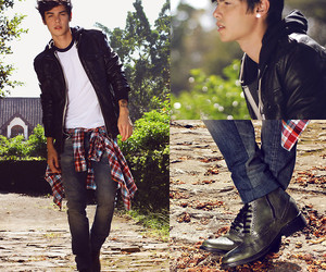 boy, fashion, and Hot image
