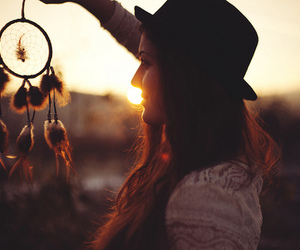 girl, Dream, and photography image