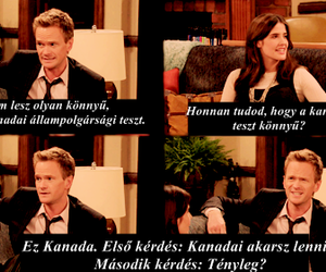 barney, canada, and how i met your mother image