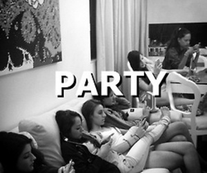 party and wifi image